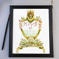 Crests,  Coat Of Arms, Heraldry Monogram Logos